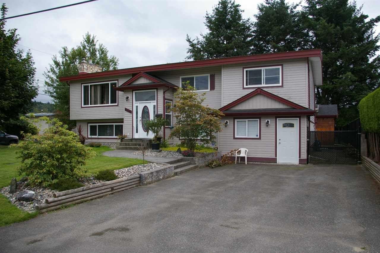 Main Photo: 46548 GILBERT Avenue in Chilliwack: Fairfield Island House for sale : MLS®# R2083262