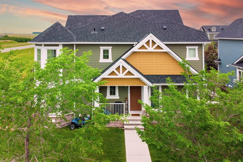 Main Photo: 1310 2400 Ravenswood View SE: Airdrie Row/Townhouse for sale : MLS®# A1131588