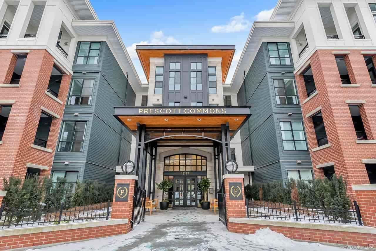 Main Photo: 105 15137 33 AVENUE in Surrey: Morgan Creek Condo for sale (South Surrey White Rock)  : MLS®# R2448095