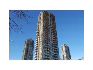 """Photo 1: 1803 2355 MADISON Avenue in Burnaby: Brentwood Park Condo for sale in """"OMA"""" (Burnaby North)  : MLS®# V820928"""