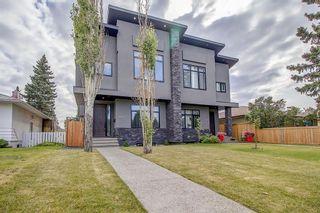 Photo 1: 3124 45 Street SW in Calgary: Glenbrook Semi Detached for sale : MLS®# A1140427