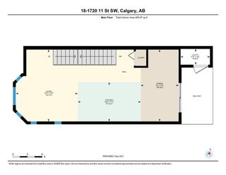 Photo 31: 18 1720 11 Street SW in Calgary: Lower Mount Royal Row/Townhouse for sale : MLS®# A1107691