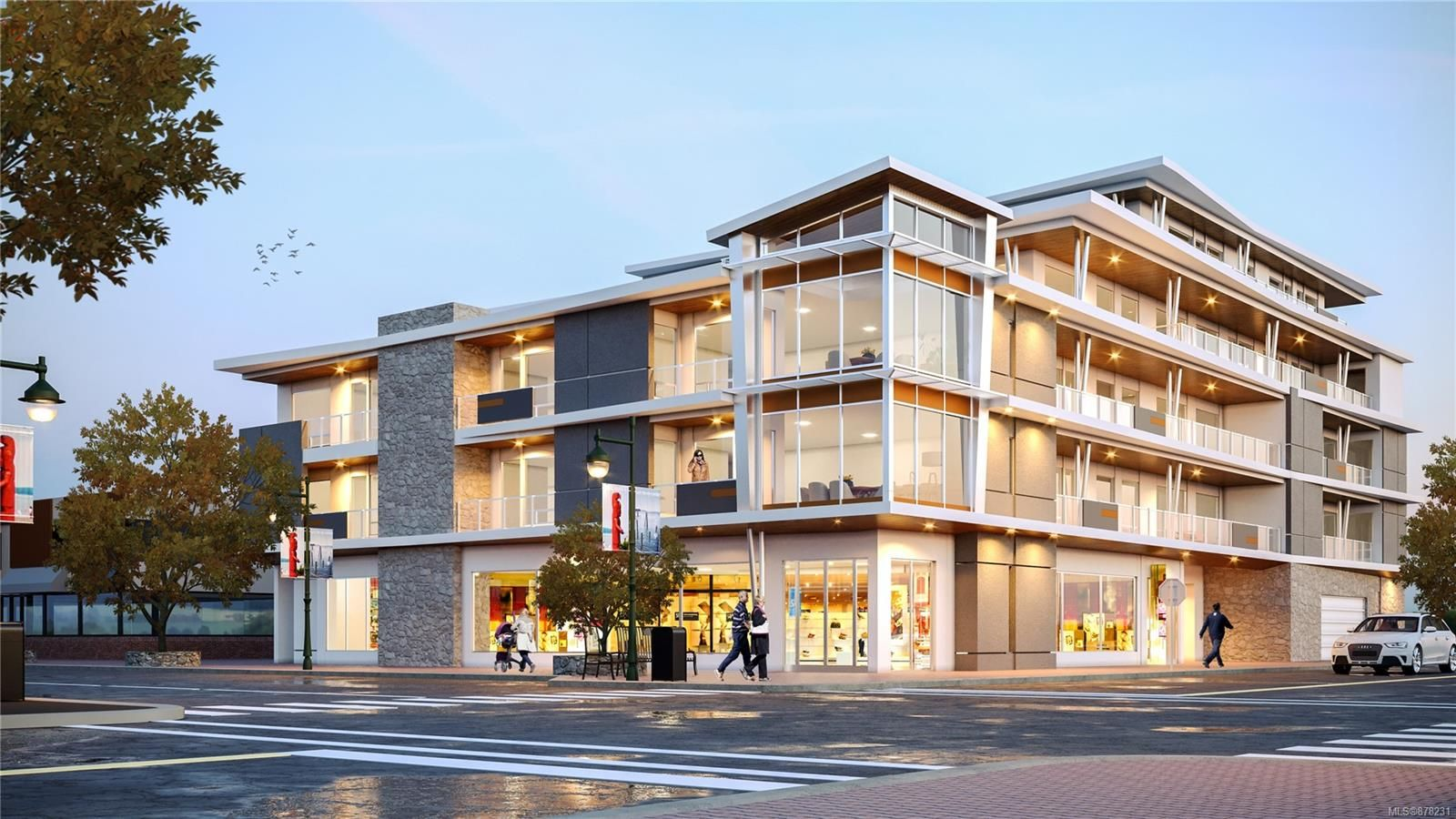 Main Photo: 502 9818 Fourth St in : Si Sidney North-East Condo for sale (Sidney)  : MLS®# 878231