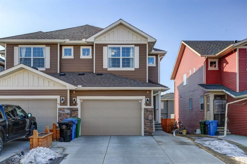 Main Photo: 51 Saddlelake Common NE in Calgary: Saddle Ridge Semi Detached for sale : MLS®# A1085413