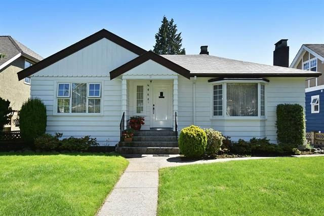 Main Photo: 4062 W 39TH AV in VANCOUVER: Dunbar House for sale (Vancouver West)  : MLS®# R2092669