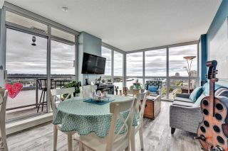 """Photo 4: 1204 125 COLUMBIA Street in New Westminster: Downtown NW Condo for sale in """"NORTHBANK"""" : MLS®# R2584652"""