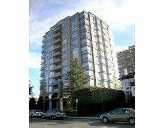 """Photo 1: 1002 1316 W 11TH AV in Vancouver: Fairview VW Condo for sale in """"THE COMPTON"""" (Vancouver West)  : MLS®# V530929"""