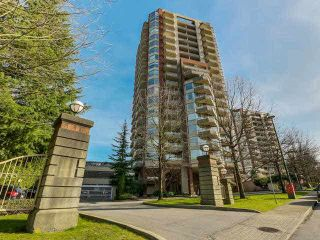 """Photo 1: 603 738 FARROW Street in Coquitlam: Coquitlam West Condo for sale in """"THE VICTORIA"""" : MLS®# R2050262"""