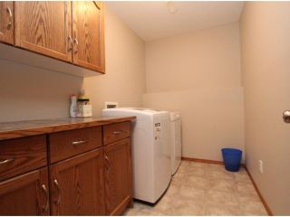 Photo 11: 779 STONEHAVEN Drive: Carstairs Residential Detached Single Family for sale : MLS®# C3617481