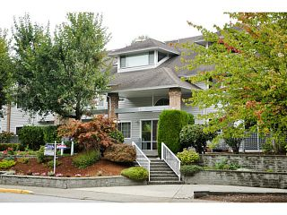 "Photo 1: # 210 11578 225TH ST in Maple Ridge: East Central Condo for sale in ""The Willows"" : MLS®# V1026364"