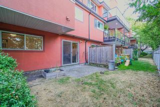"""Photo 28: 111 303 CUMBERLAND Street in New Westminster: Sapperton Townhouse for sale in """"Cumberland Court"""" : MLS®# R2606007"""
