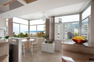 """Photo 15: 505 2135 ARGYLE Avenue in West Vancouver: Dundarave Condo for sale in """"THE CRESCENT"""" : MLS®# R2620347"""