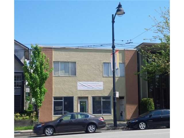 Main Photo: 1175 Kingsway Ave in Vancouver: Home for sale (Vancouver East)  : MLS®# v4044684