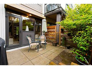 """Photo 6: 3651 COMMERCIAL Street in Vancouver: Victoria VE Townhouse for sale in """"Brix II"""" (Vancouver East)  : MLS®# V1087761"""