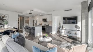 Photo 7: 501 327 9a Street NW in Calgary: Sunnyside Apartment for sale : MLS®# A1124590