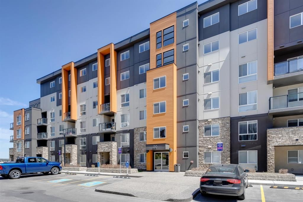 Main Photo: 203 20 Kincora Glen Park NW in Calgary: Kincora Apartment for sale : MLS®# A1115700