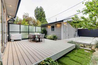 Photo 21: 2523 W 5TH Avenue in Vancouver: Kitsilano 1/2 Duplex for sale (Vancouver West)  : MLS®# R2512857