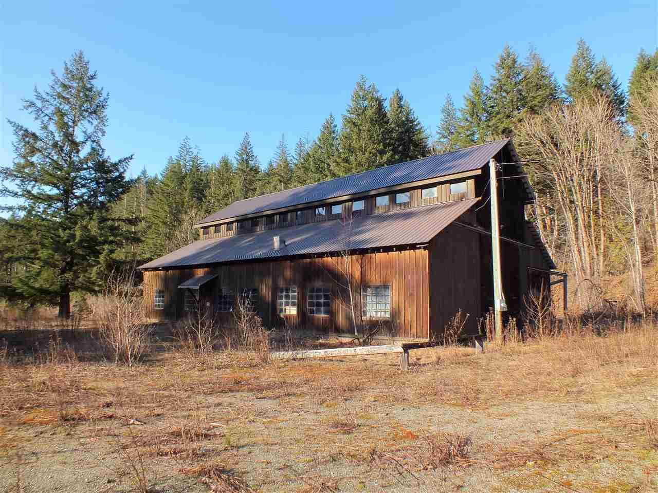 Main Photo: 21902 UNION BAR Road in Hope: Hope Kawkawa Lake Land for sale : MLS®# R2467753