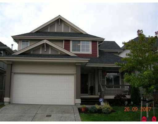 """Main Photo: 20171 69TH Avenue in Langley: Willoughby Heights House for sale in """"Jeffries Brook"""" : MLS®# F2725223"""