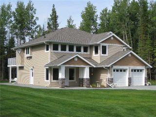 Photo 1: 12965 HOMESTEAD Road in Prince George: Hobby Ranches House for sale (PG Rural North (Zone 76))  : MLS®# N200844