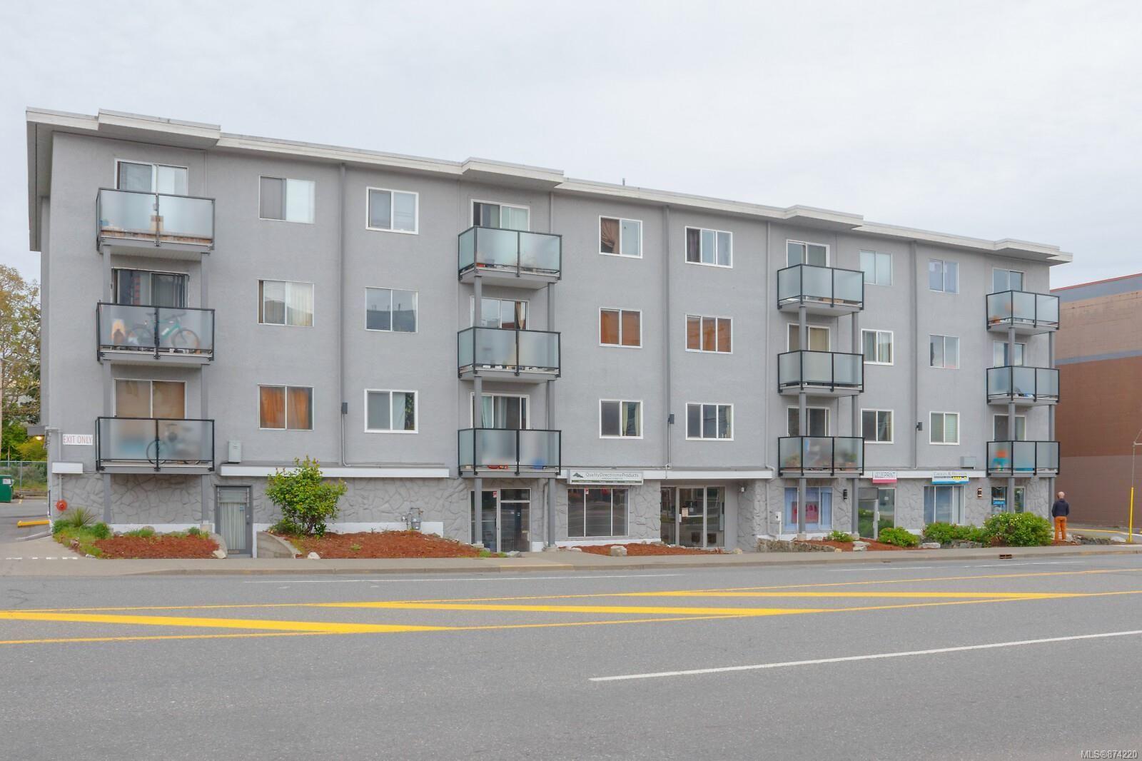 Main Photo: 202 904 Hillside Ave in : Vi Hillside Condo for sale (Victoria)  : MLS®# 874220
