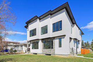 Main Photo: 4020 30 Avenue SW in Calgary: Glenbrook Semi Detached for sale : MLS®# A1102197