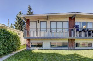 Photo 1: 8537 BOWNESS Road NW in Calgary: Bowness Semi Detached for sale : MLS®# A1022685