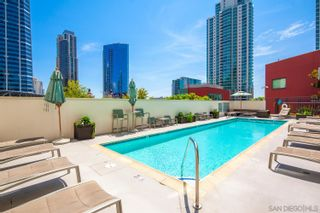 Photo 24: DOWNTOWN Condo for sale : 1 bedrooms : 1240 India Street #100 in San Diego
