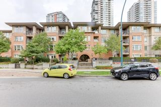 """Photo 1: 412 3097 LINCOLN Avenue in Coquitlam: New Horizons Condo for sale in """"LARKIN HOUSE"""" : MLS®# R2622178"""