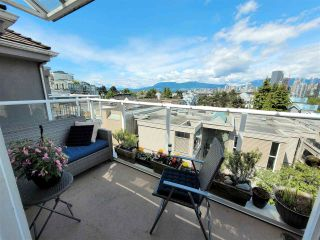 Photo 9: 406 1333 W 7TH Avenue in Vancouver: Fairview VW Condo for sale (Vancouver West)  : MLS®# R2579596