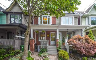 Photo 1: 25 Verral Avenue in Toronto: South Riverdale House (2-Storey) for sale (Toronto E01)  : MLS®# E4829188