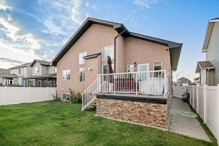 Photo 40: 507 Grandin Drive: Morinville House for sale : MLS®# E4262837