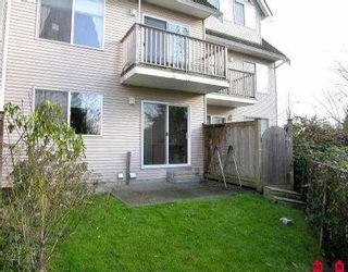 """Photo 8: 16 19948 WILLOUGHBY WY in Langley: Willoughby Heights Townhouse for sale in """"Cranbrook Court LMS1471"""" : MLS®# F2524925"""