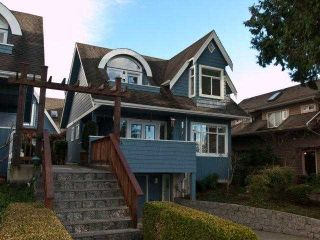 Main Photo: 2530 WESTERN Avenue in North Vancouver: Upper Lonsdale Townhouse for sale : MLS®# V862384
