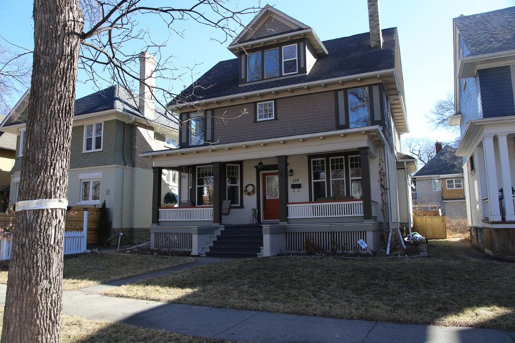 Welcome to 139 Canora St. in Wolseley