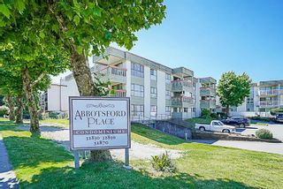 Photo 1: 319 32850 GEORGE FERGUSON Way in : Central Abbotsford Condo for sale (Abbotsford)  : MLS®# R2188821
