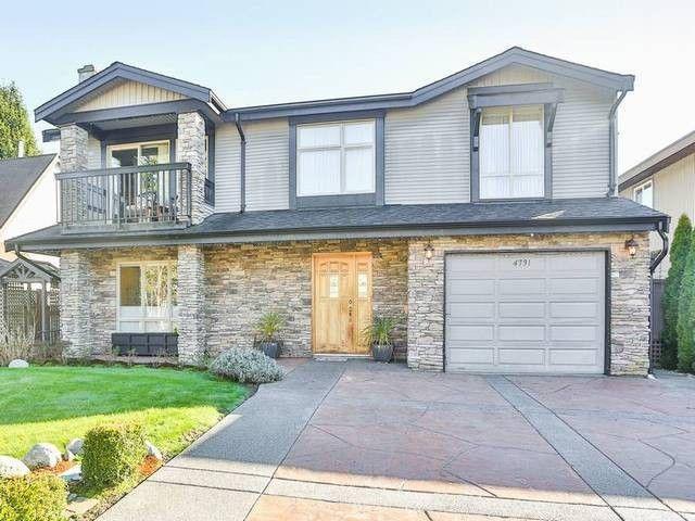 Main Photo: 4731 LANCELOT Drive in Richmond: Boyd Park House for sale : MLS®# V1107020