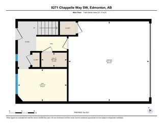 Photo 41: 8271 CHAPPELLE Way in Edmonton: Zone 55 Attached Home for sale : MLS®# E4261820