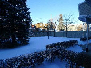 Photo 16: 1409 1 Street NE in Calgary: Crescent Heights Townhouse for sale : MLS®# C3648539