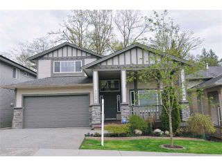 """Photo 1: 11590 238A Street in Maple Ridge: Cottonwood MR House for sale in """"THE MEADOWS AT CREEKSIDE"""" : MLS®# V886773"""