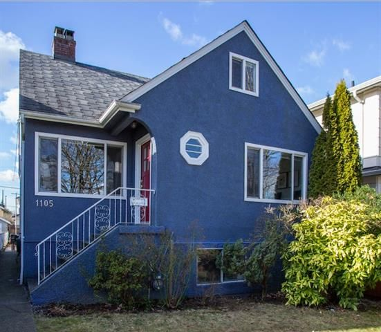 Main Photo: 1105 Kelowna Street in Vancouver: Renfrew VE House for sale (Vancouver East)  : MLS®# R2543399