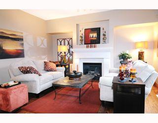 "Photo 4: 67 24185 106B Avenue in Maple Ridge: Albion Townhouse for sale in ""TRAILS EDGE"" : MLS®# V778993"