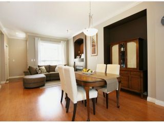 """Photo 2: 6 15168 66A Avenue in Surrey: East Newton Townhouse for sale in """"Porter's Cove"""" : MLS®# F1428816"""
