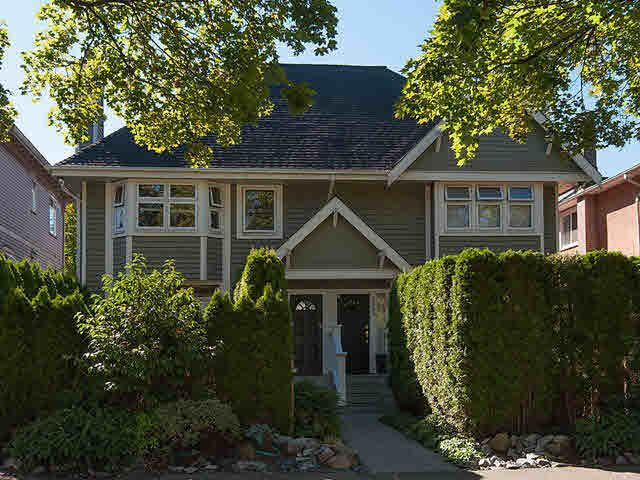Main Photo: 1966 W 11TH Avenue in Vancouver: Kitsilano Townhouse for sale (Vancouver West)  : MLS®# V1118901