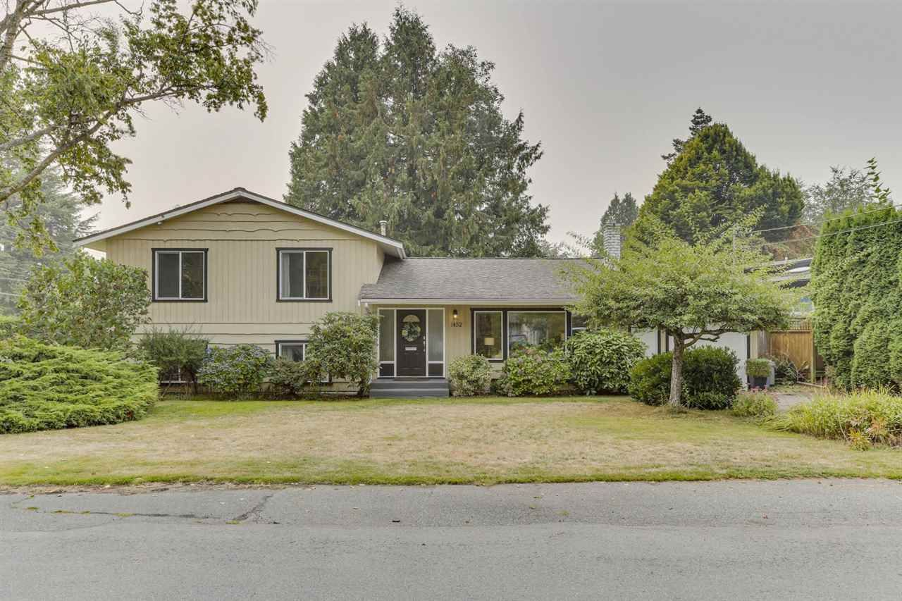 """Main Photo: 1452 WINDSOR Crescent in Delta: Cliff Drive House for sale in """"CLIFF DRIVE"""" (Tsawwassen)  : MLS®# R2500795"""