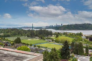 """Photo 22: 602 555 13TH Street in West Vancouver: Ambleside Condo for sale in """"Parkview Tower"""" : MLS®# R2591650"""