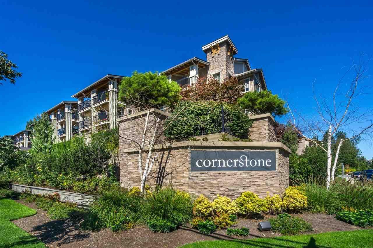 """Main Photo: 417 21009 56 Avenue in Langley: Salmon River Condo for sale in """"Cornerstone"""" : MLS®# R2210184"""