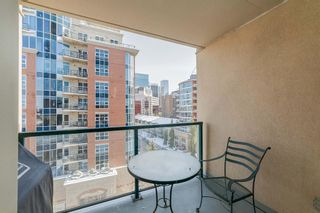 Photo 24: 601 200 La Caille Place SW in Calgary: Eau Claire Apartment for sale : MLS®# A1042551