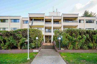 """Photo 1: 204 1048 KING ALBERT Avenue in Coquitlam: Central Coquitlam Condo for sale in """"BLUE MOUNTAIN MANOR"""" : MLS®# R2560966"""
