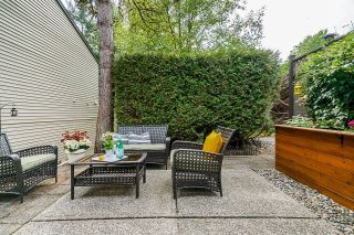 """Photo 27: 8574 WILDERNESS Court in Burnaby: Forest Hills BN Townhouse for sale in """"Simon Fraser Village"""" (Burnaby North)  : MLS®# R2614929"""